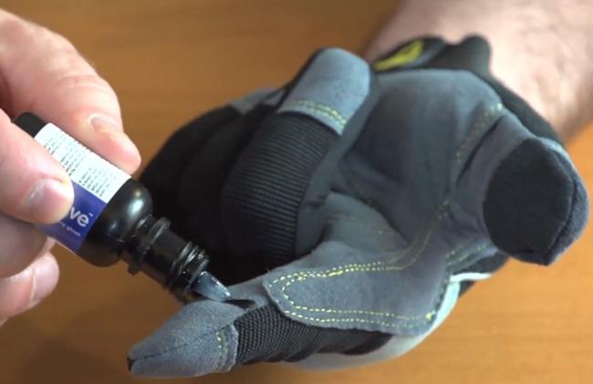 AnyGlove mobilvennlige hansker