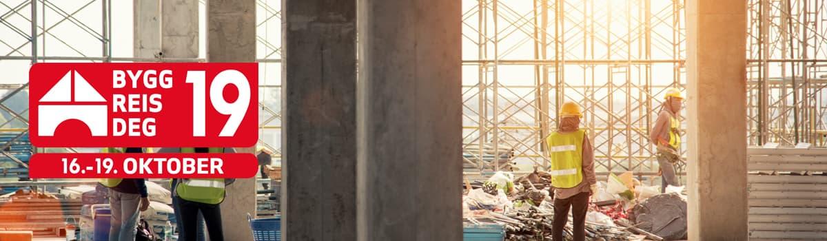 24onoff deltar på Bygg Reis Deg 2019