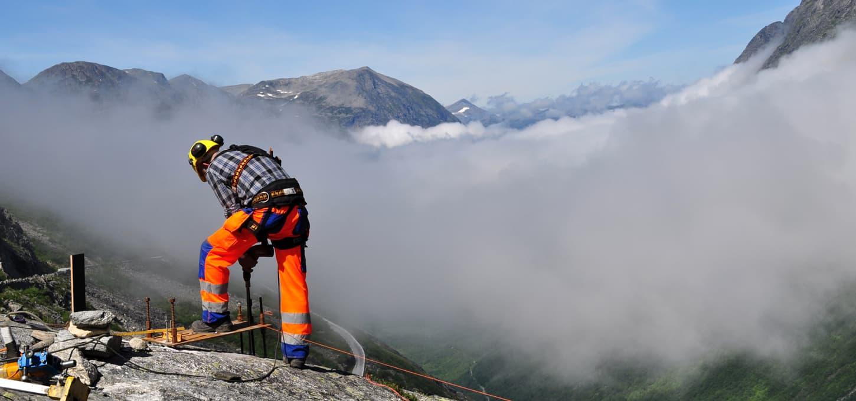 Fleksible arbeidsdager på fjellet