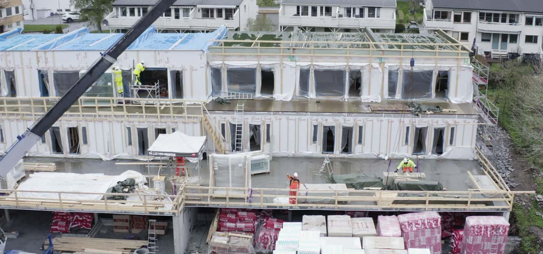 Sjekklister for bygg sørger for bedre kvalitet på byggeplassen