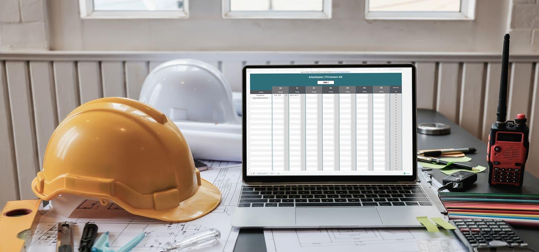 Arbeidsplan mal gjør planleggingen enklere